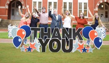 Thank you for supporting Tiger Giving Day!